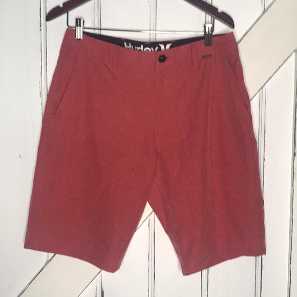 Hurley Phantom Shorts Mens Sz 31